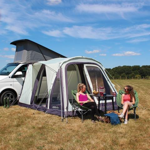 Outdoor Revolution Movelite T2 Air Drive Away Awning