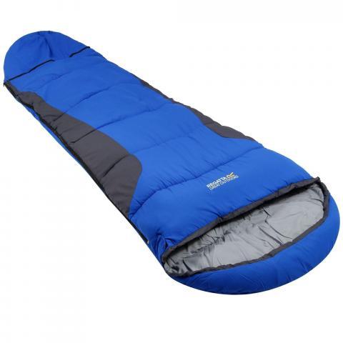 Regatta Hilo Boost Expandable Sleeping Bag - Oxford Blue Ebony