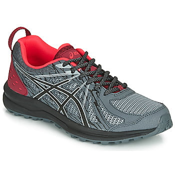 Asics FREQUENT TRAIL women's Running Trainers in Grey
