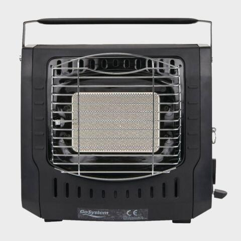 GOGas Dynasty Heater, BLACK/CU