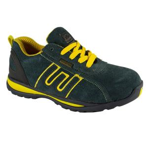 Groundwork Women's GR86 Suede Safety Trainers