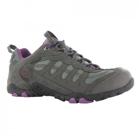 Hi-Tec Womens Penrith Low Waterproof Walking Shoes