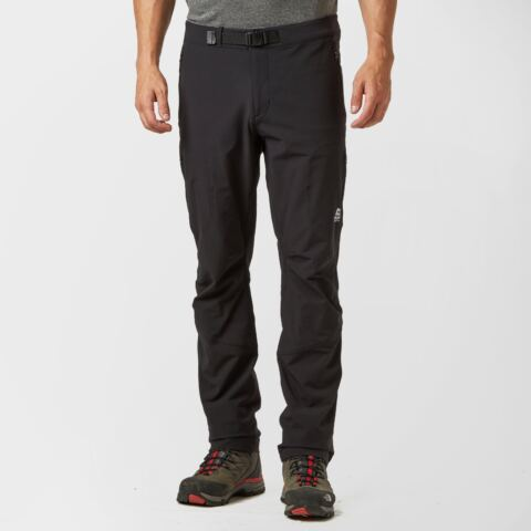 Mountain Equipment Men's Ibex Pants - Blk/Blk, BLK/BLK
