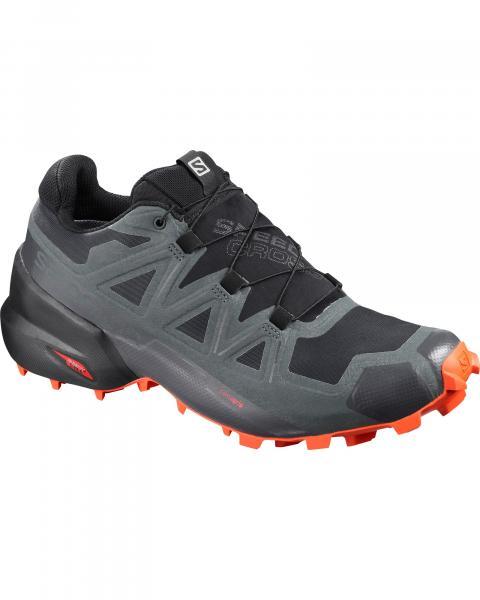 Salomon Men's Speedcross 5 GORe-TeX Trail Running Shoes