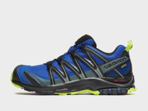 Salomon Men's XA Pro 3D GORE-TEX Trail Running Shoes, Blue/Blue