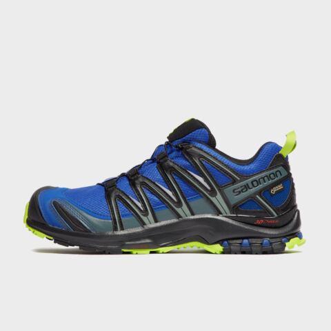 Salomon Men's XA Pro 3D GORE-TEX Trail Running Shoes, Blue/Blue