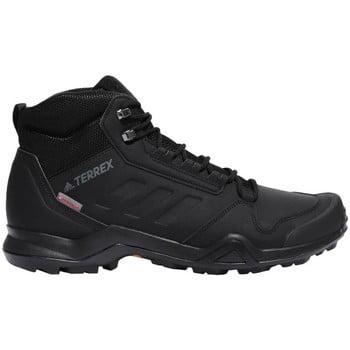adidas Terrex AX3 Beta Mid CW men's Walking Boots in Black