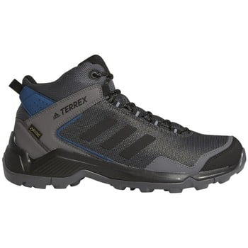 adidas Terrex Estrail Mid Gtx men's Walking Boots in Grey. Sizes available:7,7.5,8,8.5,9,9.5,10,10.5,11,11.5