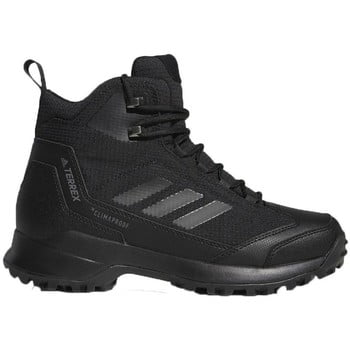 adidas Terrex Heron Mid CW CP men's Walking Boots in Black