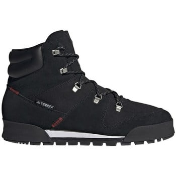 adidas Terrex Snowpitch men's Mid Boots in Black