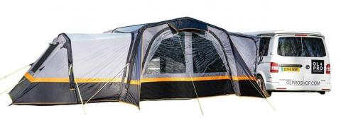 California Breeze Inflatable Campervan Awning