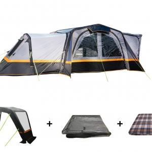California Campervan Awning Package Awning , Carpet , Footprint, Extension