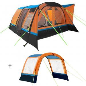 Cocoon Breeze Campervan Awning Orange Package