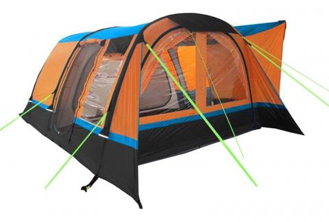Cocoon Breeze Inflatable Campervan Awning