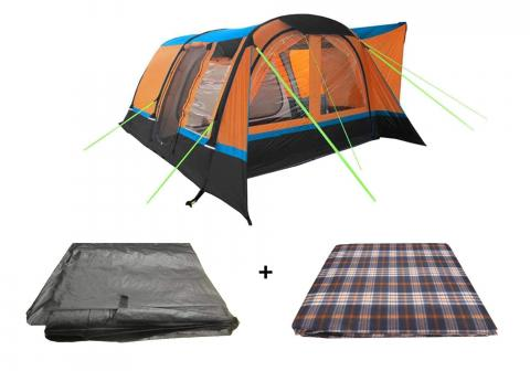 Cocoon Breeze Inflatable Campervan Awning Package