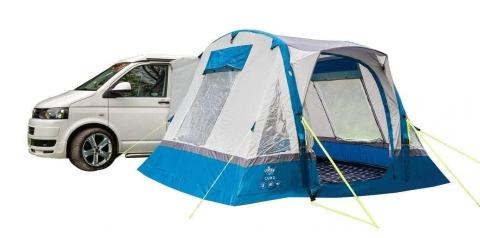 Cubo Breeze Inflatable Campervan Awning
