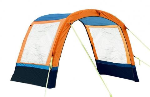 Loan & Go Awning Rental - Cocoon Breeze Campervan Awning Extension