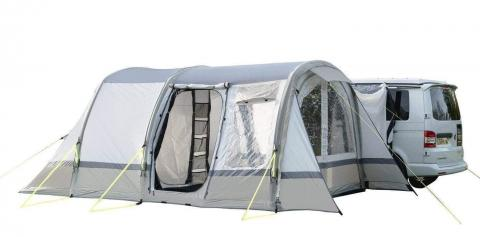 Loan & Go Awning Rental - Cocoon Breeze Inflatable Campervan Awning