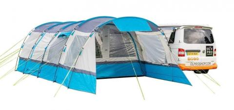 Loan & Go Awning Rental - Cocoon Drive Away Campervan Awning