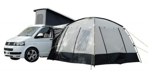 Loan & Go Awning Rental -The Cubo Campervan Awning