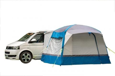 Loan & Go Awning Rental -Uno Breeze Inflatable Campervan Awning