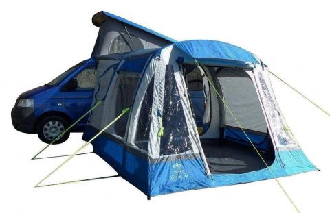 Loopo Breeze XL Inflatable Motorhome Awning
