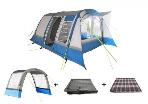 The Cocoon Awning Package