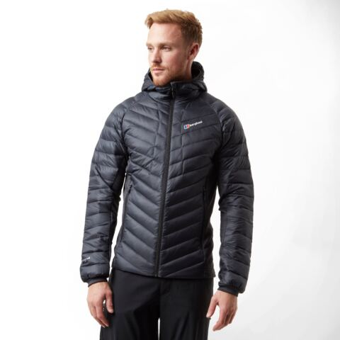 Berghaus Finsler Down Jacket, Dark Grey