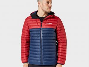 Berghaus Men's Claggan Insulated Jacket, Navy/JACKET