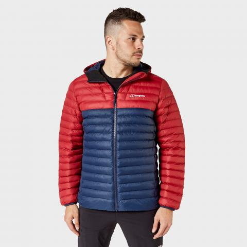Berghaus Men's Claggan Insulated Jacket, Navy/JACKET