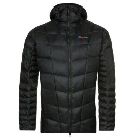 Berghaus Mens Nunat Reflect Down Insulated Jacket - Black - S