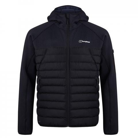 Berghaus Mens Pravitale Insulated Hybrid Jacket