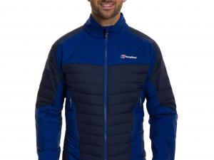 Berghaus Men's Ulvetanna Insulated Jacket, BLUE/JACKET