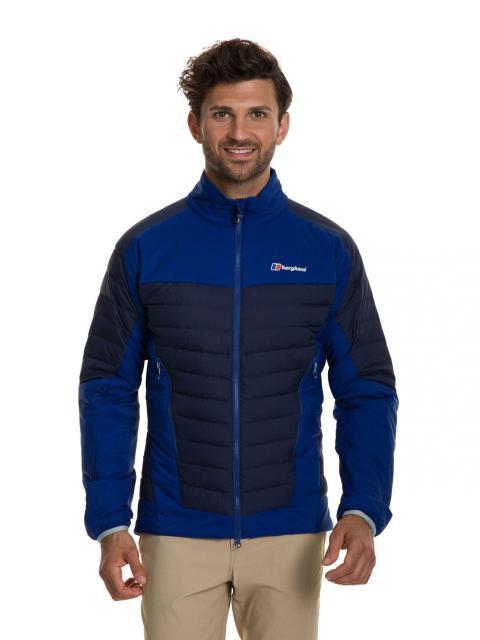 Berghaus Men's Ulvetanna Insulated Jacket, BLUE/JACKET