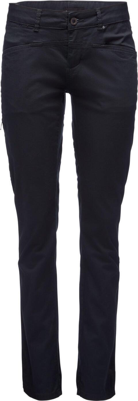 Black Diamond Women's Radha Pants, Black/PANTS