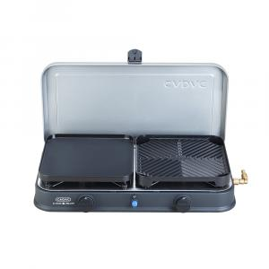 Cadac 2 Cook 2 Pro Deluxe QR Gas BBQ
