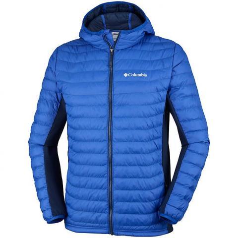 Columbia Mens Powder Pass Insulated Jacket