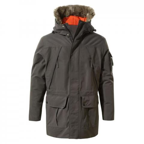 Craghoppers Mens Bishorn Waterproof Insulated Jacket