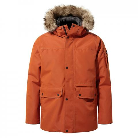 Craghoppers Mens Wasenhorn Insulated Waterproof Parka