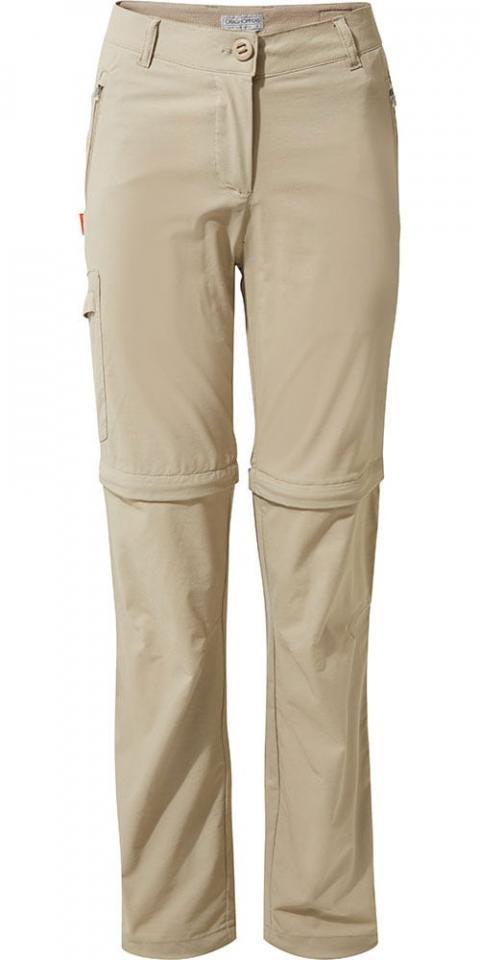 Craghoppers Women's NosiLife Pro Convertible Pants Short Leg
