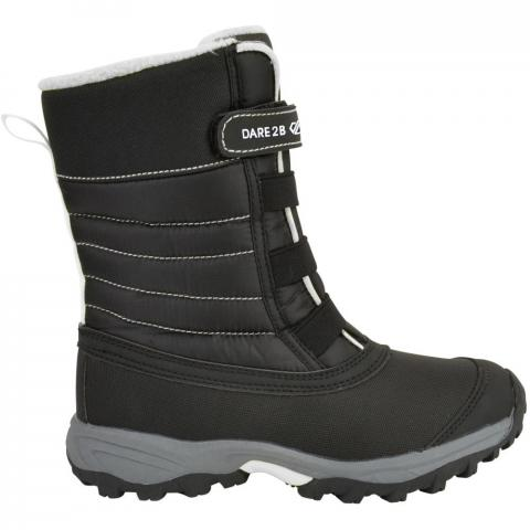 Dare 2b Girls Skiway Junior II Water Repellent Snow Boots UK Size 2.5 (EU 35, US 3.5)
