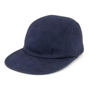 FIDIR | Mens 5 Panel Hat | Blue Cap | Five Panel Cap | Cotton Cap