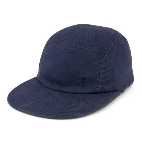FIDIR   Mens 5 Panel Hat   Blue Cap   Five Panel Cap   Cotton Cap