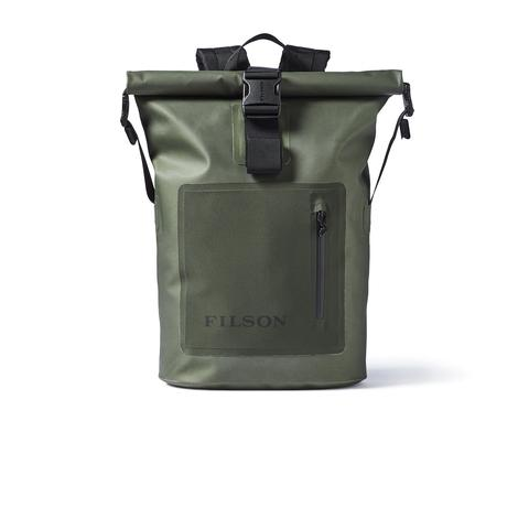 Filson   Dry Backpack   Dry Day Pack   Green