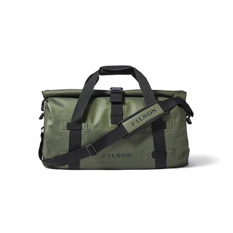 Filson | Medium Dry Duffle Bag | Mens Duffle Pack | Green