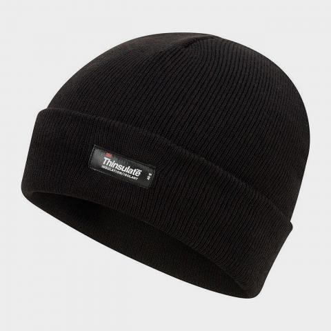 HI-GEAR Women's Acrylic Thinsulate Hat, BLACK/KI