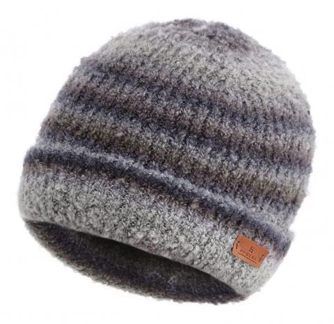 HI-GEAR Women's Boucle Hat, BLUE MARL/HAT