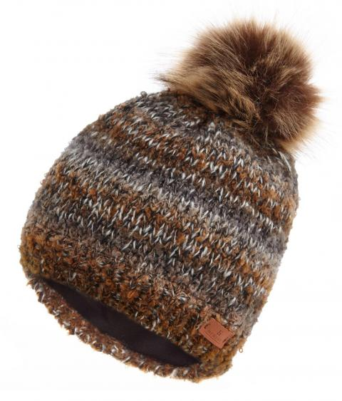 HI-GEAR Women's Elsie Hat, BROWN/HAT