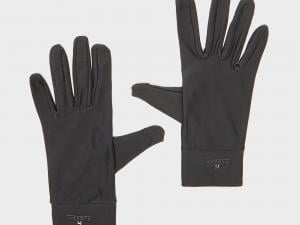 HI-GEAR Women's Ultralite Technical Stretch Glove, BLACK/GL