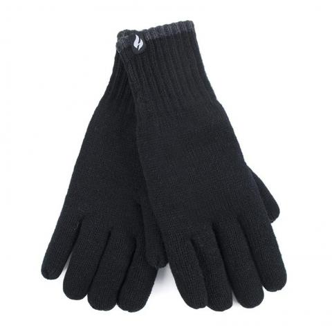 Heat Holders Mens Bowmont Contrast Gloves